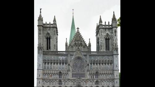 Trondheim Nidaros Cathedral - Nidarosdomen