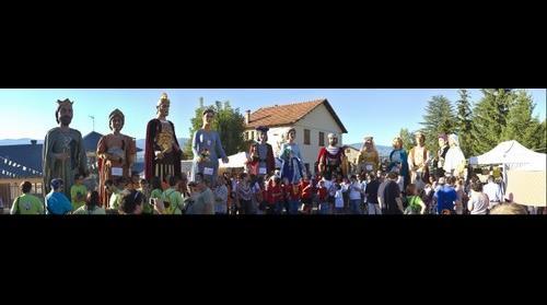 Festa d'Estiu a Queixans (Fontanals de Cerdanya, Girona)