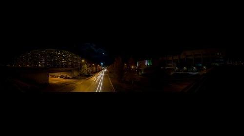Набережные Челны, город в огнях