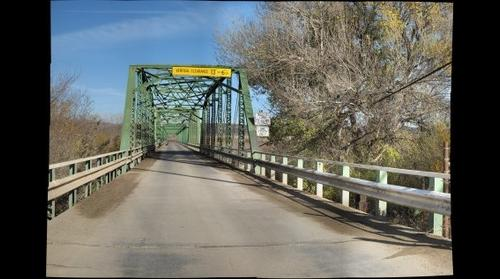 San Lucas Green Bridge