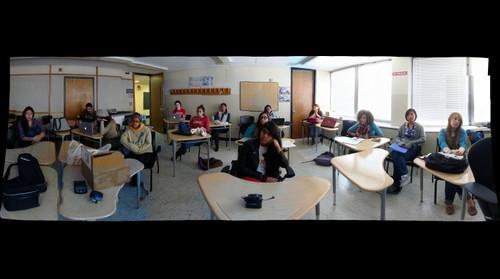 whereRU: Byrne Seminar Class Fall 2013