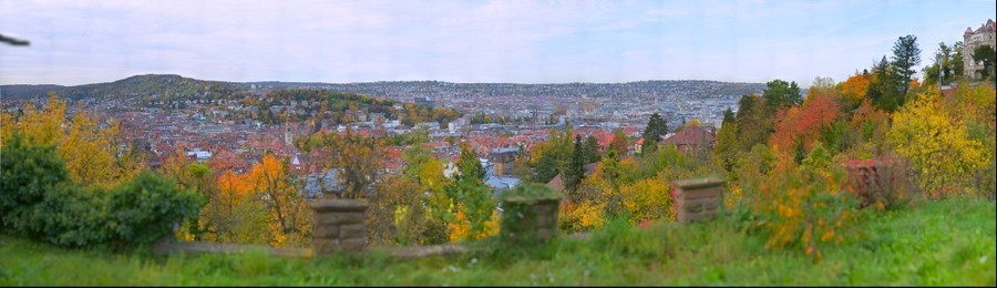 Stuttgart is the capital of the state of Baden-Württemberg in southern Germany.
