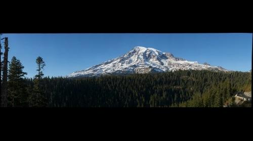 Mt. Rainier GigaPan