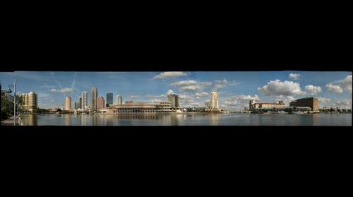 Tampa, Florida Skyline 1