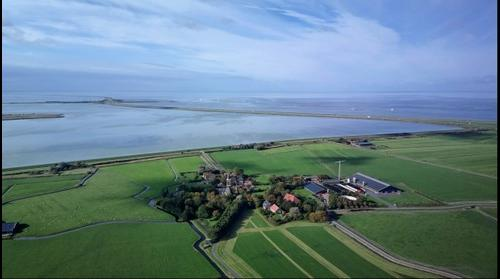 cornwerd, friesland, the netherlands