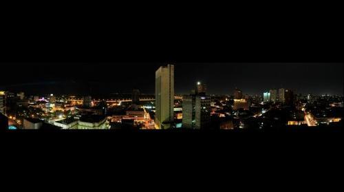 Asunción desde mi edificio