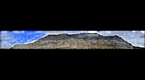 South Face of Leonard Mountain