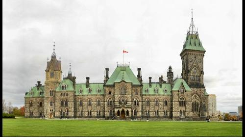 Canada's House of Shame