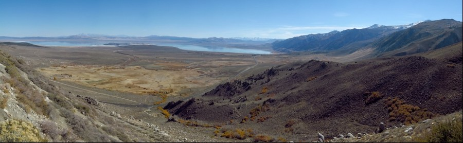 Mono Lake Overlook