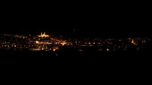 Einsiedeln by Night