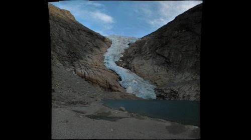 Briksdal Glacier 2 - Briksdalsbreen