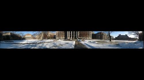 University of Minnesota Northrup Mall