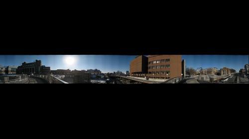 University of Minnesota east campus