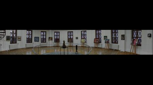 Art exhibition - UAP  IASI, Romania
