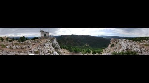 Sierra del Cujón. Caseta Forestal