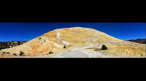 Yellow Rock Panorama 2
