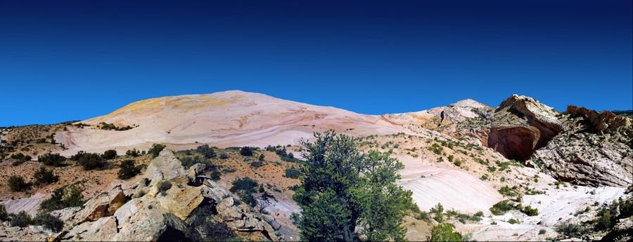 Yellow Rock Panorama 1
