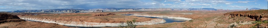 Lake Powell Panorama