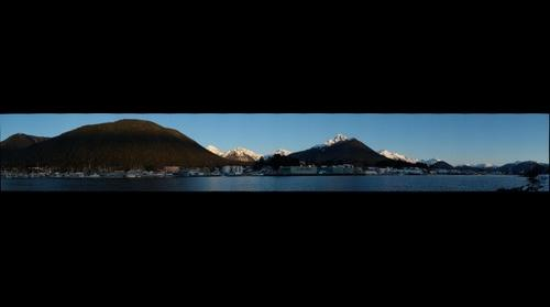 Sitka Harbor Dec 31, 2008