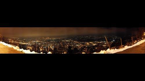 Lugano Nightview
