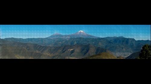 Pico de Orizaba y GTM
