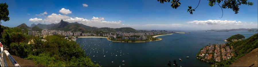 Rio de Janeiro - Vista do Morro da Urca