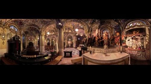 SACROMONTE - Altare Destro