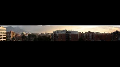 Falling Sunset
