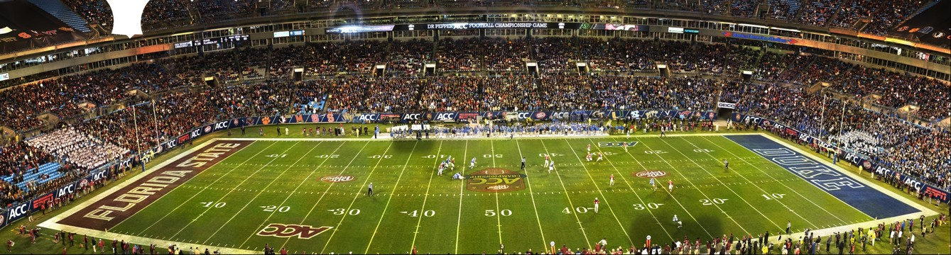 ACC Championship - Duke vs FSU - First Quarter
