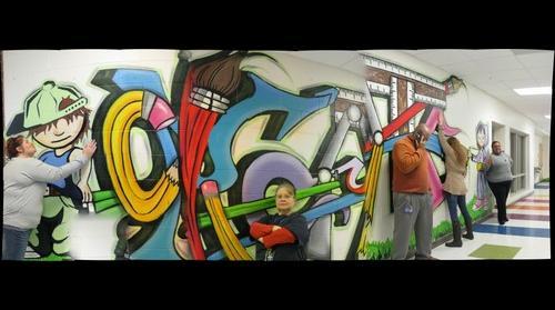 West Side Art