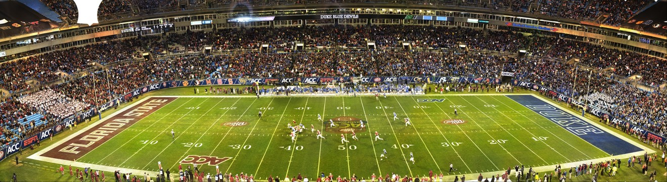 ACC Championship - Duke vs FSU - Second Quarter