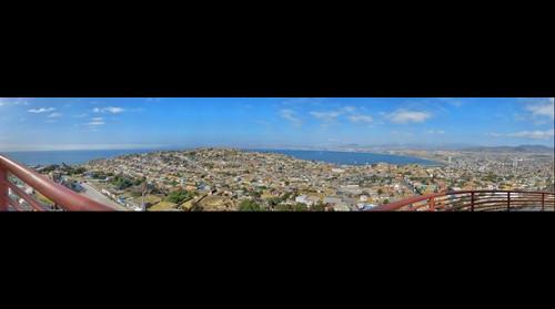Peñuelas vista desde Cruz del tercer milenio