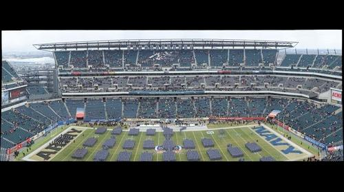 2013 Army Navy Football- Cadets march on
