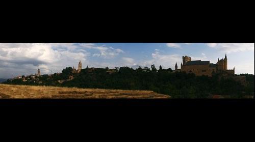 Sky Line de Segovia