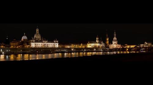 Dresden bei Nacht (Altstadt)