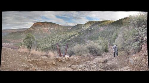 Fossil Creek Canyon Trail