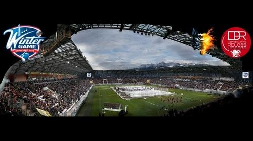 Winter Game 2013 au Stade des Alpes de Grenoble
