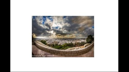 Jerusalem - view from Mount Scopus