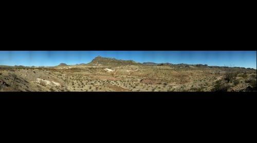 Ancient Volcanic Landscape