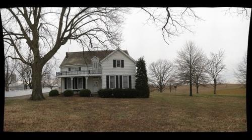 Front of Nischwitz house