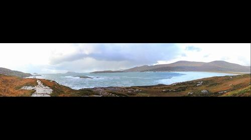 Derrynane after the vicious St. Stephen's Day storm