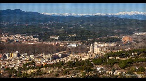 Girona, a 1000 mm