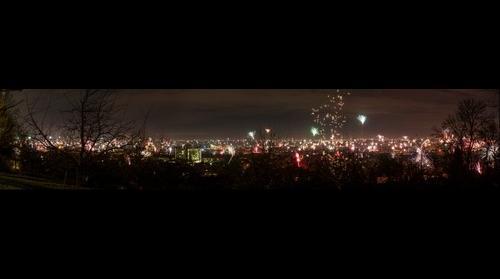 Fireworks Bielefeld