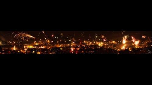 Feuerwerk Nidda