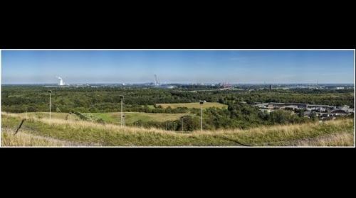 "View of ""Halde Rheinpreußen"""