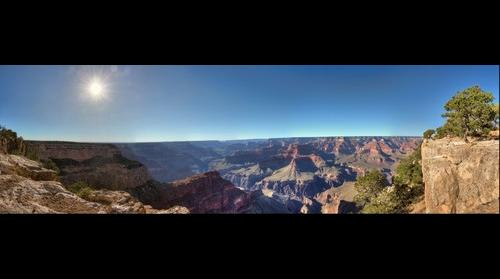 South Grand Canyon - Yaki Point