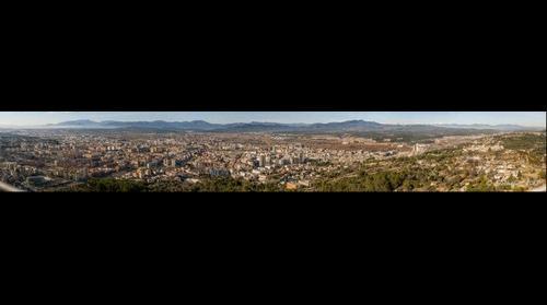 otra desde la Torre d Comunicaciones de Girona