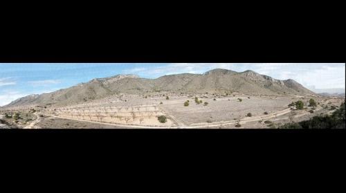 Sierra de La Canalosa
