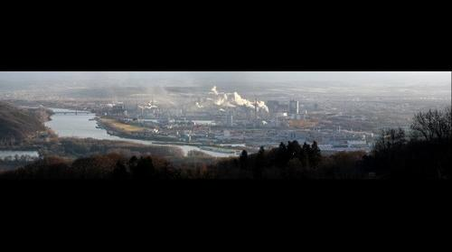Linz Port and Industrial Area