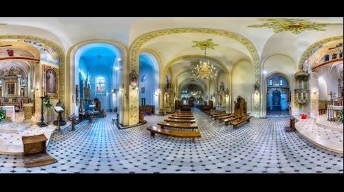 Kościół Św Mikołaja w Chrzanowie